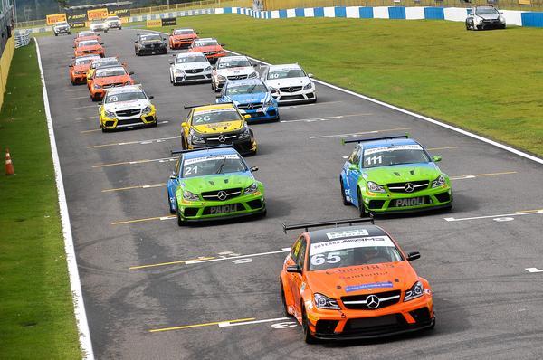 Mercedes-Benz Challenge: Segunda etapa da temporada em pista dominada por pilotos locais