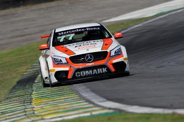 Mercedes-Benz Challenge: Líder do campeonato, Diniz sai na pole em Interlagos