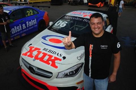 Mercedes-Benz Challenge: Fernando Júnior é o mais rápido e larga na pole em Goiânia