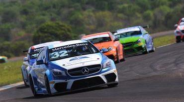 Mercedes-Benz Challenge: Fortes e Gottschalk vencem em Campo Grande