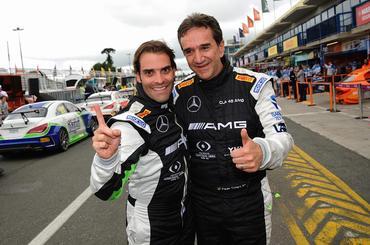 MB Challenge: Paulo Totaro/Ralf Pufleb conquista primeira pole na temporada