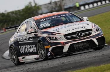 Mercedes-Benz Challenge: primeiros treinos projetam boas disputas em Curitiba