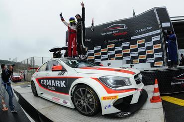 Mercedes-Benz Challenge: Diniz/Coelho conquista a vitória na abertura da temporada