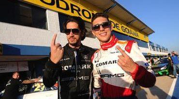 Mercedes-Benz Challenge: Após vitória em Interlagos, Arnaldo Diniz e Edson Coelho fazem a pole em Go