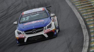 Mercedes-Benz Challenge: Rabelo e Paioli abrem treinos em Interlagos na frente