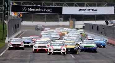 Mercedes-Benz Challenge: Vitória no Velopark amplia vantagem de Arnaldo Diniz na liderança