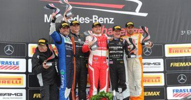 Mercedes-Benz Challenge: Fernando Jr. vence mais uma e amplia liderança na CLA AMG Cup
