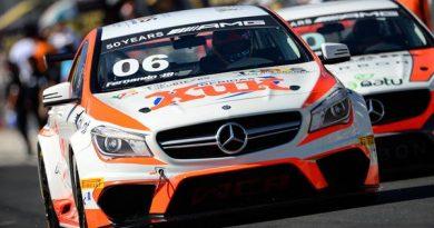 Mercedes-Benz Challenge: Fernando Jr. amplia liderança e André Moraes chega à primeira vitória