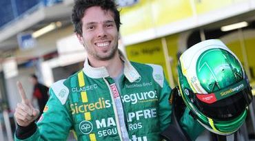 Mercedes-Benz Grand Challenge: Márcio Campos garante a pole da quinta etapa em Curitiba