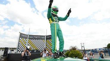 Mercedes-Benz Grand Challenge: Márcio Campos vence em Curitiba e assume liderança