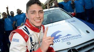 Mercedes-Benz Grand Challenge: Edson Jr. repete última etapa e faz a pole position em Tarumã