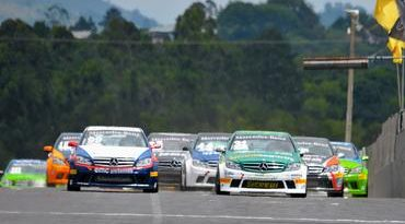 Mercedes-Benz Grand Challenge: Mercedes-Benz lança nova categoria de corrida no Brasil