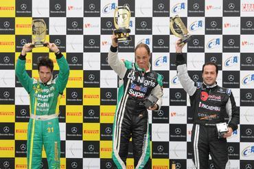 Mercedes-Benz Grand Challenge: Neto De Nigris vence em Interlagos e amplia liderança