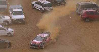 WRC: Kris Meeke vence Rally do México