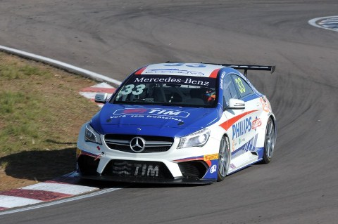 Mercedes Challenge: Adriano Rabelo vence corrida em Interlagos