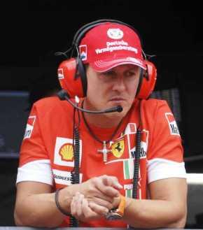 """F1: Schumi nega saudades das pistas, """"Conquistei a liberdade"""""""