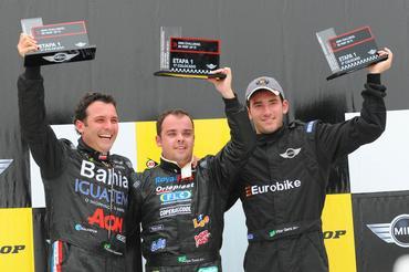 Mini Challenge: Estreante Felipe Tozzo ganha a segunda bateria do Mini em Curitiba