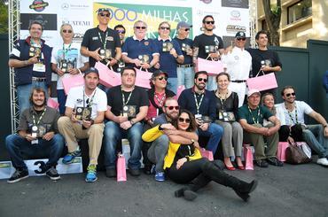 Rally Internacional 1000 Milhas Históricas Brasileiras: Gaúchos vencem a quarta edição