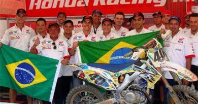 Motocross: Entre 37 países, Brasil é o 14º no Motocross das Nações 2009
