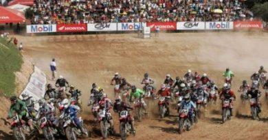 Motocross: Team Honda faz dobradinha no Brasileiro de Motocross