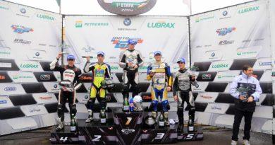 GP 1000: vitória de Lussiana na abertura da temporada 2014