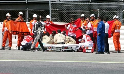 MotoGP: Piloto espanhol morre após acidente na Espanha