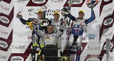 8 Horas de Doha: Trio da Suzuki vence no Catar