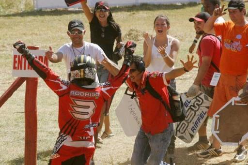 """Motocross: Rodrigo """"Lama"""" é campeão brasileiro de motocross"""