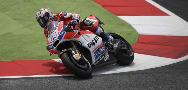 MotoGP: Andrea Dovizioso vence GP da Catalunha