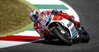 MotoGP: Andrea Dovizioso vence GP da Itália