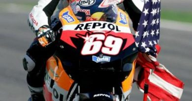 MotoGP: Nicky Hayden falece aos 35 anos