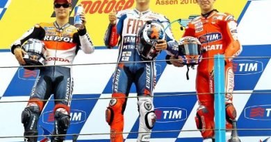 MotoGP: Jorge Lorenzo vence GP da Holanda