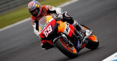 MotoGP: Honda acelera com força total na etapa japonesa