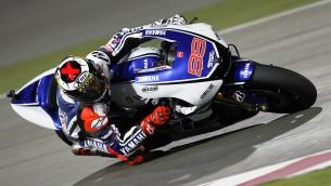 MotoGP: Jorge Lorenzo marca a pole-position em Losail