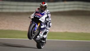 MotoGP: Jorge Lorenzo vence no Catar