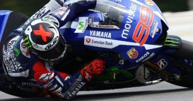 MotoGP: Jorge Lorenzo vence em Brno