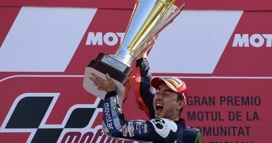 MotoGP: Jorge Lorenzo conquista o campeonato de 2015