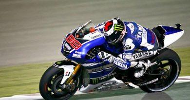 MotoGP: Jorge Lorenzo vence GP do Catar