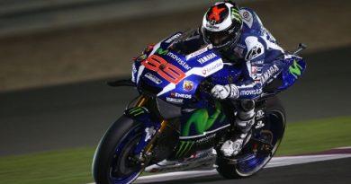 MotoGP: Jorge Lorenzo vence em Losail