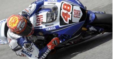 MotoGP: Em Estoril, Jorge Lorenzo marca a terceira pole-position consecutiva