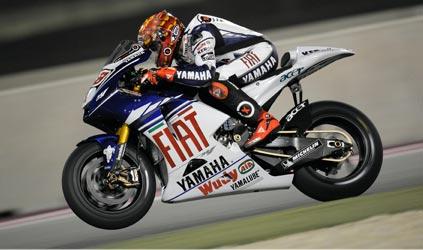MotoGP: Estreante Jorge Lorenzo marca a pole em Losail
