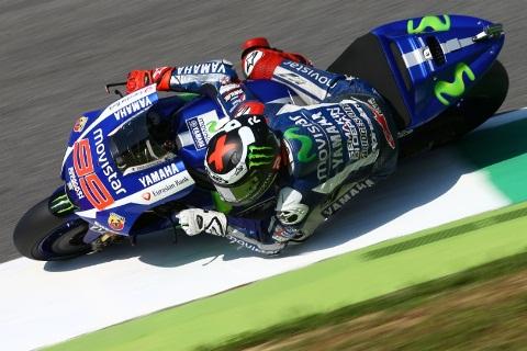 MotoGP: Jorge Lorenzo vence GP da Itália