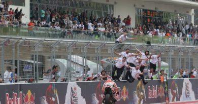 MotoGP: Marc Márquez vence em Austin