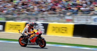 MotoGP: Marc Márquez vence a quarta consecutiva