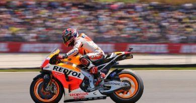 MotoGP: Imbatível, Marc Márquez vence a quinta consecutiva