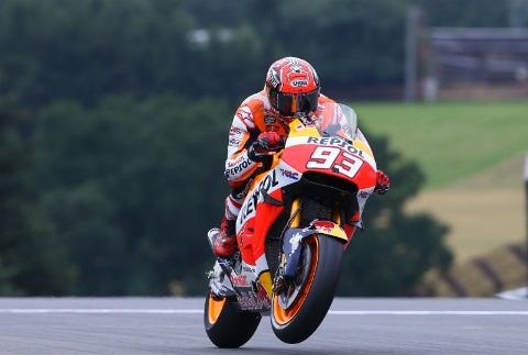 MotoGP: Marc Márquez vence em GP da Alemanha