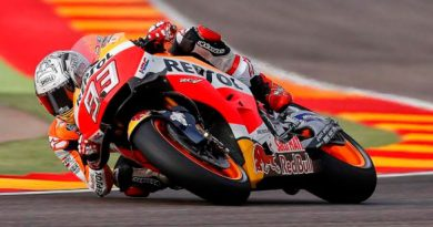 MotoGP: Marc Márquez vence em Aragón