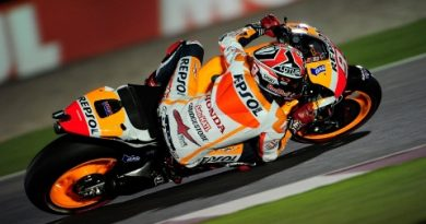 MotoGP: Marc Márquez vence no Qatar