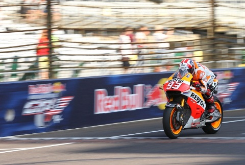 MotoGP: Marc Márquez segue imbatível