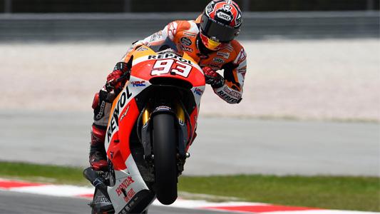 MotoGP: Marc Márquez vence e bate recorde